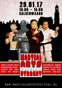 Martial Arts Festival Utrecht
